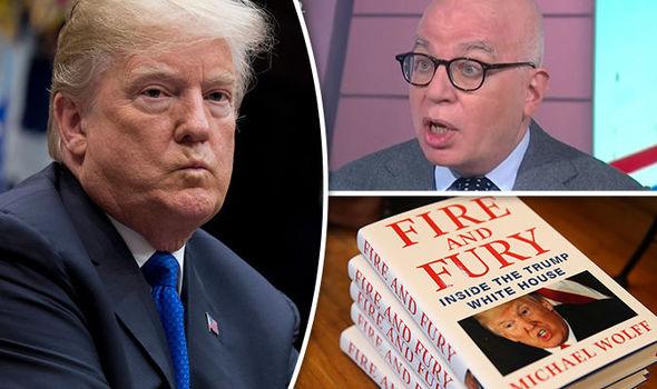 Trump za strožije zakone o kleveti nakon Wolffove knjige