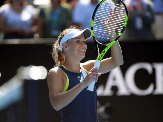 Caroline Wozniacki u finalu Australian Opena
