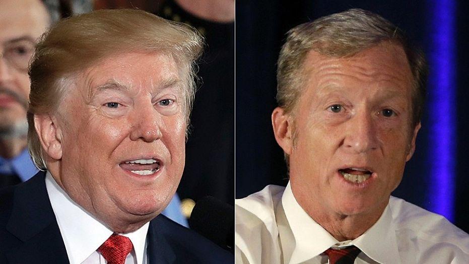 Milijarder daje desetke miliona dolara za smjenu Predsjednika SAD-a