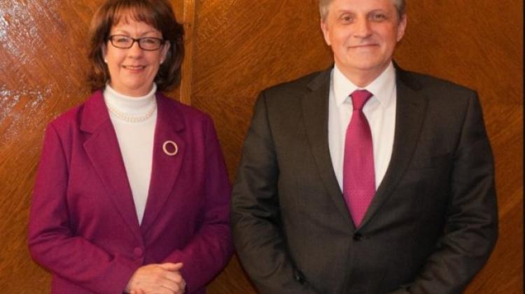 Ambasadorica SAD-a u BiH Maureen E. Cormack posjetila CBBiH