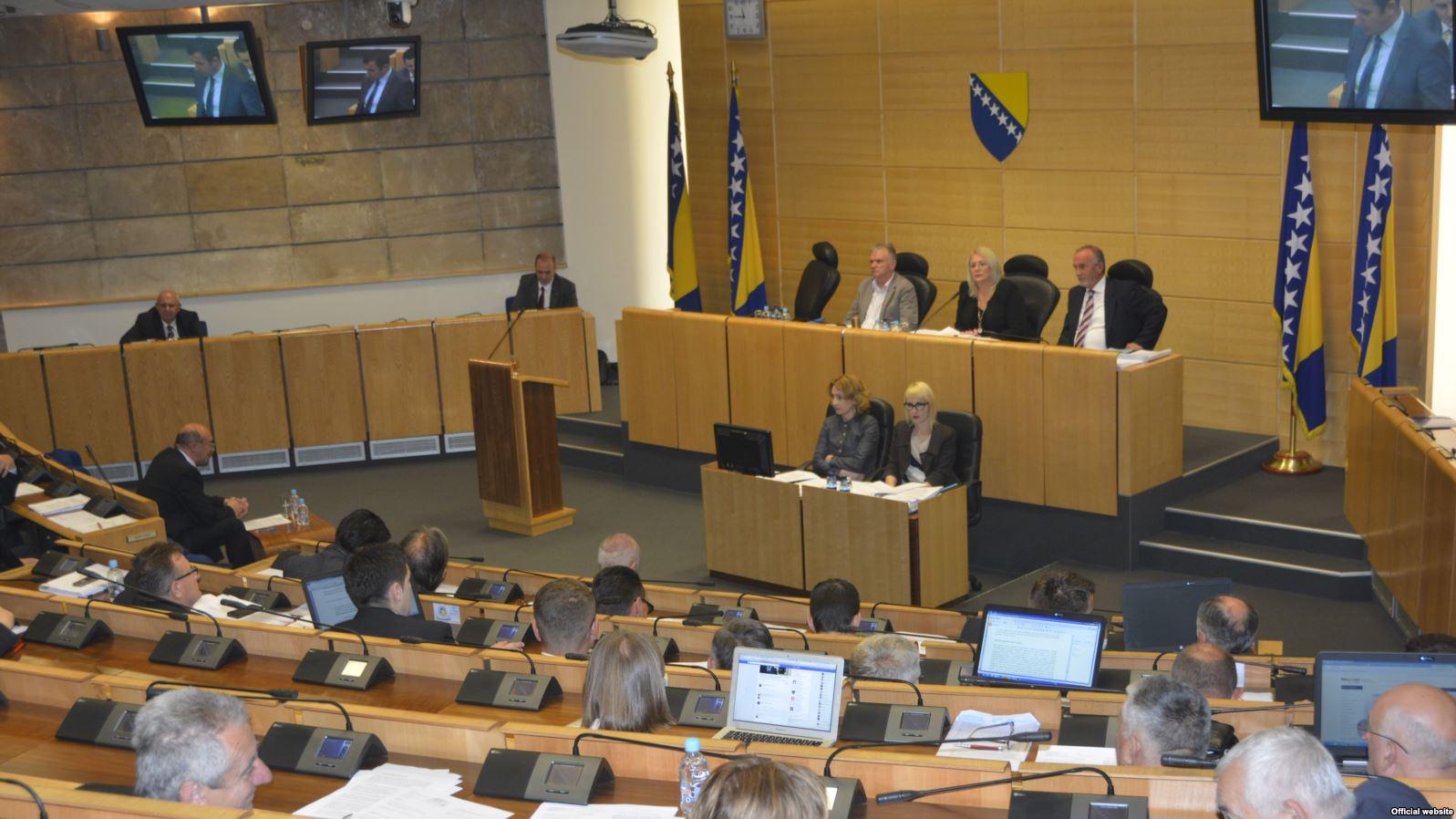 Parlament Federacije BiH usvojio Zakon o PIO-u