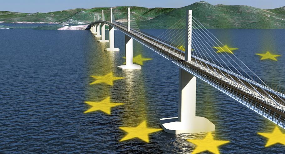 EK: Finansijska podrška za izgradnju Pelješkog mosta