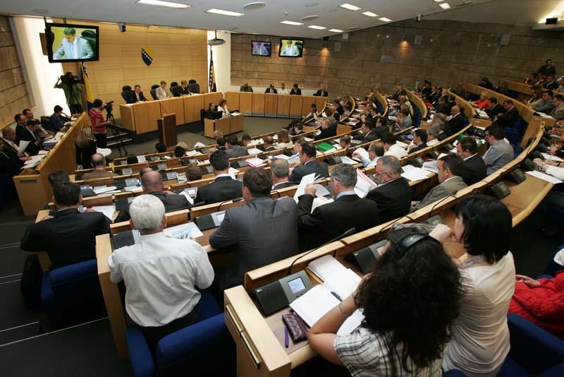 Parlament FBiH usvojio budžet za 2018. godinu