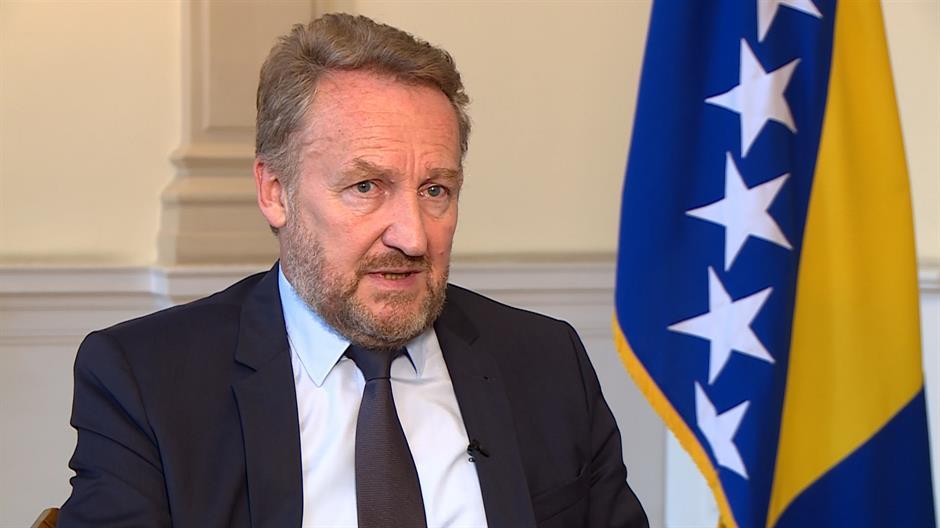 Izetbegović o EU Strategiji: Prilika da se nadoknadi propušteno u BiH