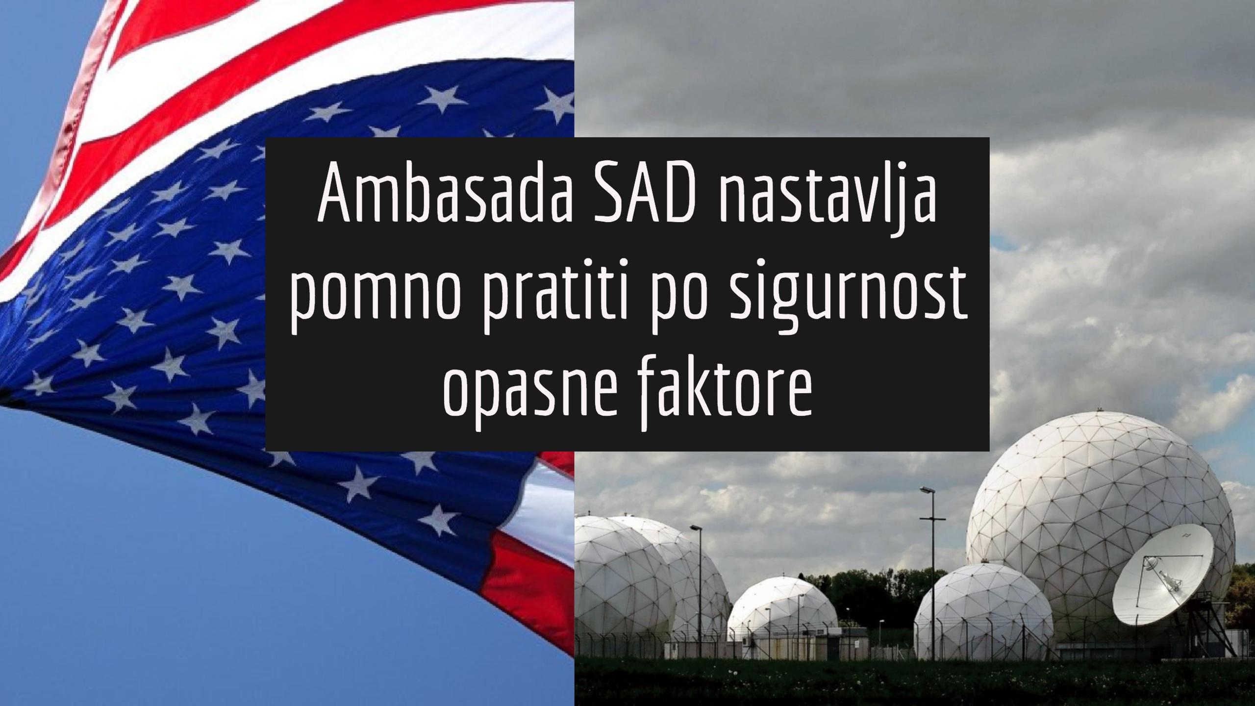 Ambasada SAD demantuje manji BiH entitet: Nemamo u planu obuku