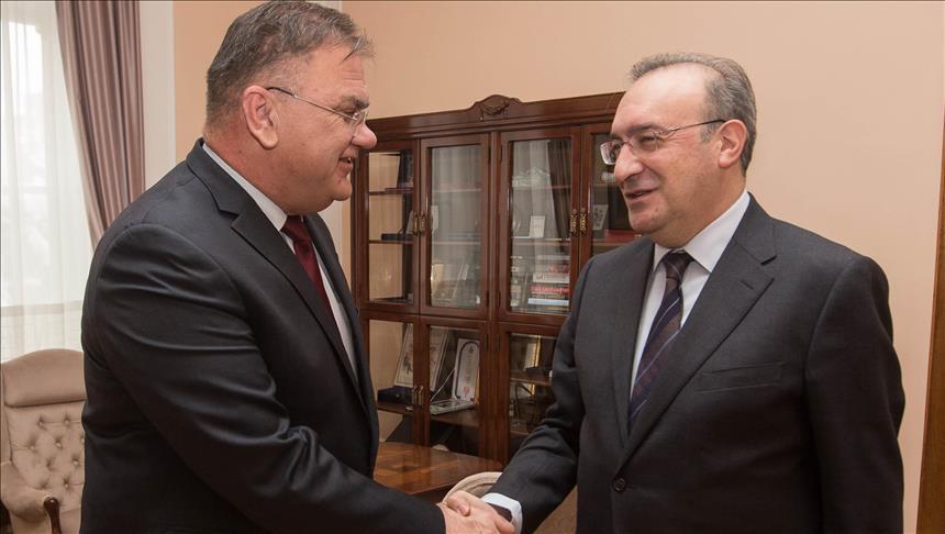Ivanić sa turskim ambasadorom Kocom: Bilateralni odnosi BiH i Turske dobri