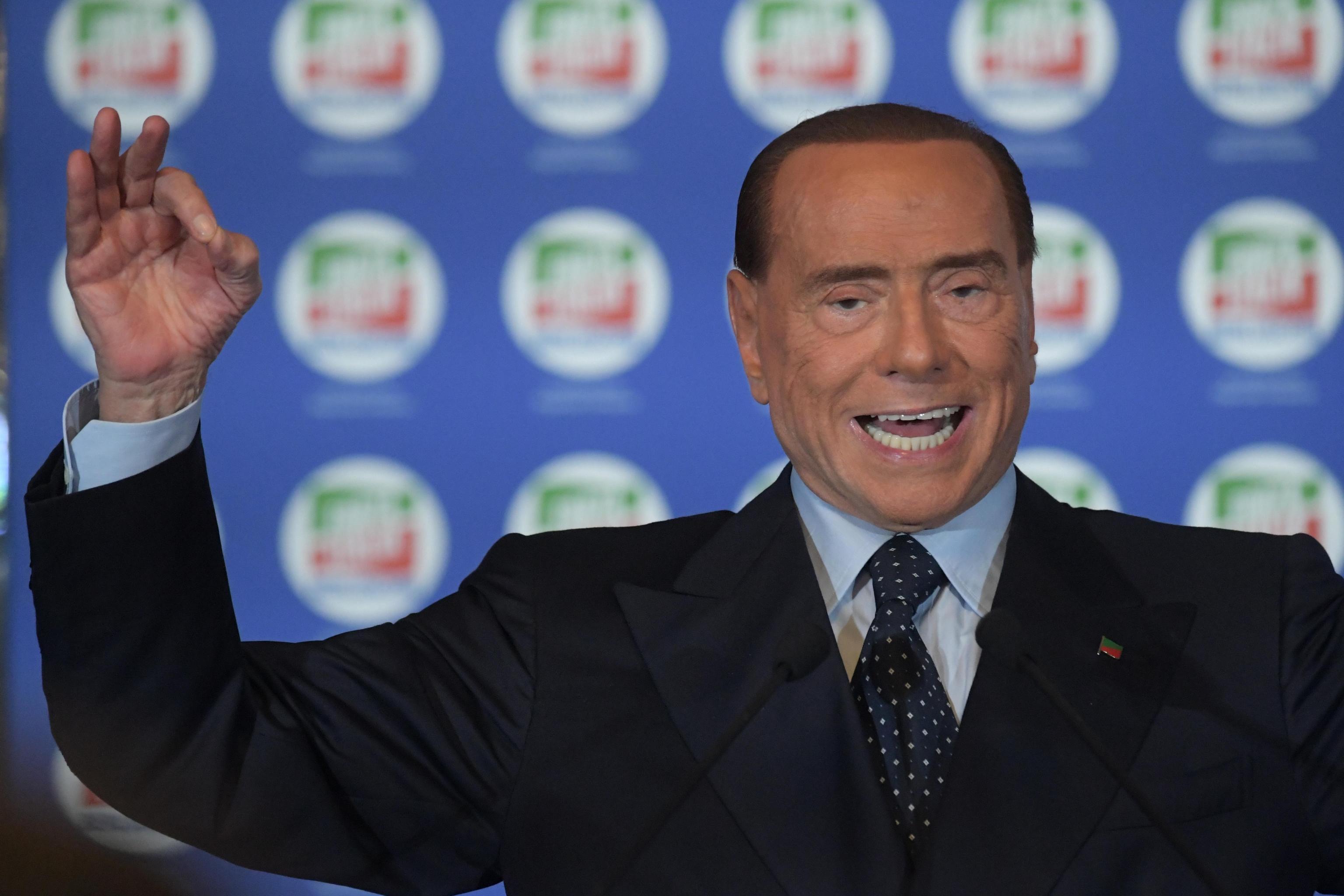 Berlusconi favorit: Na predstojećim izborima u Italiji njegova koalicija sa najviše šansi