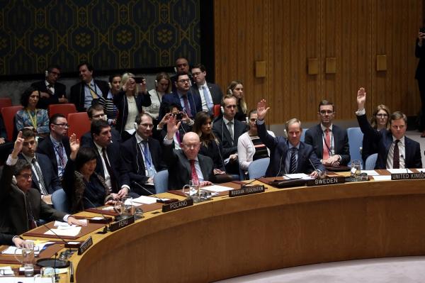Vijeće sigurnosti UN: Jednoglasno usvojena Rezolucija o prekidu vatre u Siriji