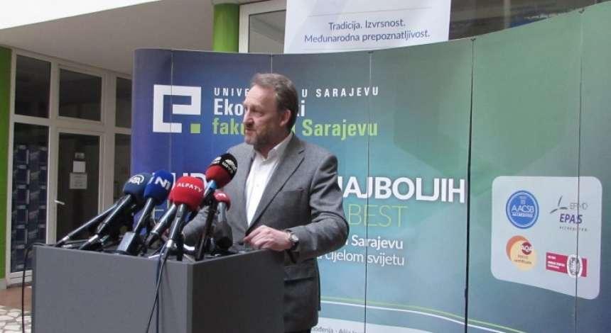 Izetbegović: Nema pregovora sa pojedincima; ne smijemo usporiti put ka EU