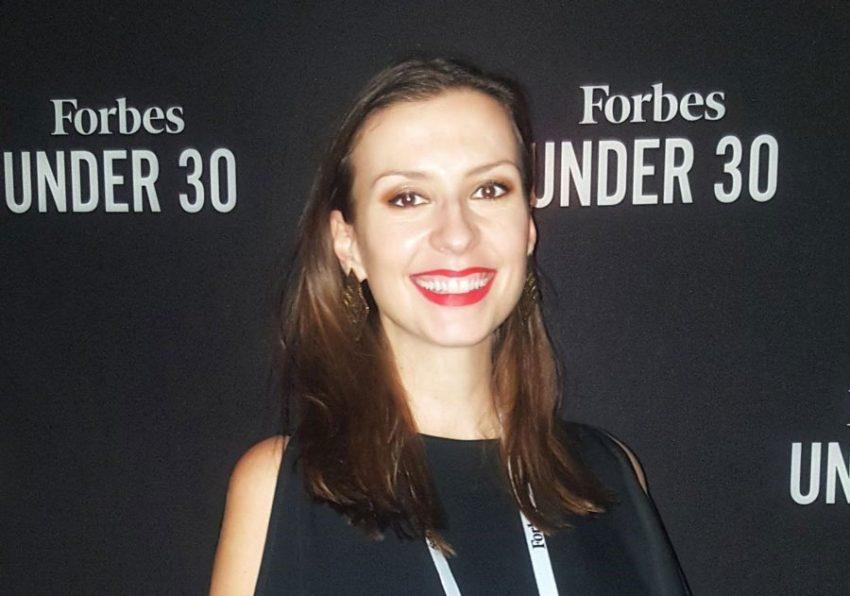 Forbes: Nataša Kovačević iz Banja Luke na listi najuticajnijih mladih ljudi