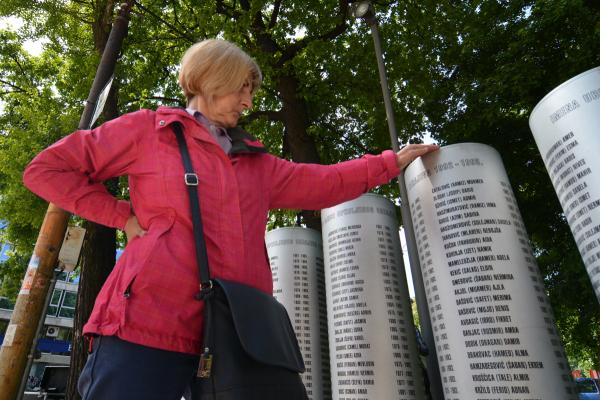 """Obilježavanje Dana Grada Sarajeva: """"Sarajevo - 1.601 ruža za 1.601 cvijet"""""""