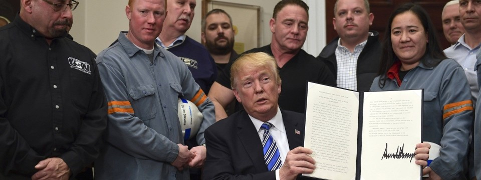 Trgovinske mjere: Predsjednik SAD-a potpisao je zahtjev za izmjenu carina na uvoz čelika i aluminijuma
