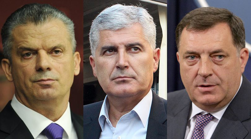 """Anonimna krivična prijava: Radončić, Dodik, Čović i neki rukovodioci u pravosuđu prijavljeni kao """"organizovana kriminalna grupa"""""""