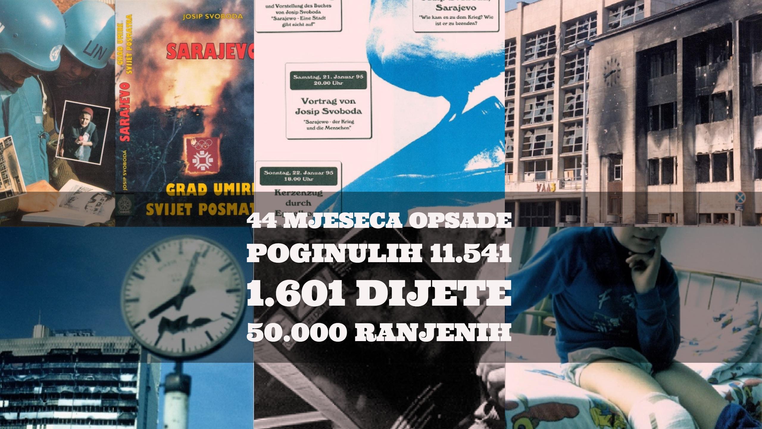 EKSKLUZIVNA FOTOREPORTAŽA: Uz obilježavanje 6. aprila – Dana olimpijskog grada Sarajeva