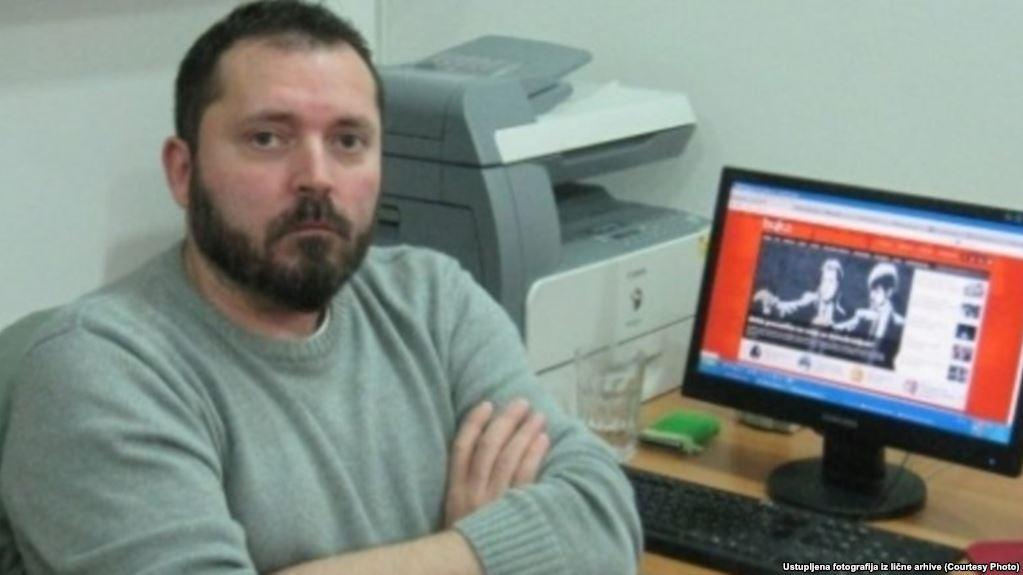 Dragan Bursać: Krst na čelu bolničarke Karmen