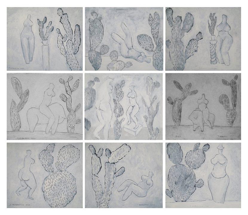 Najava izložbe: Petar Hranuelli u Umjetničkoj galeriji Brčko
