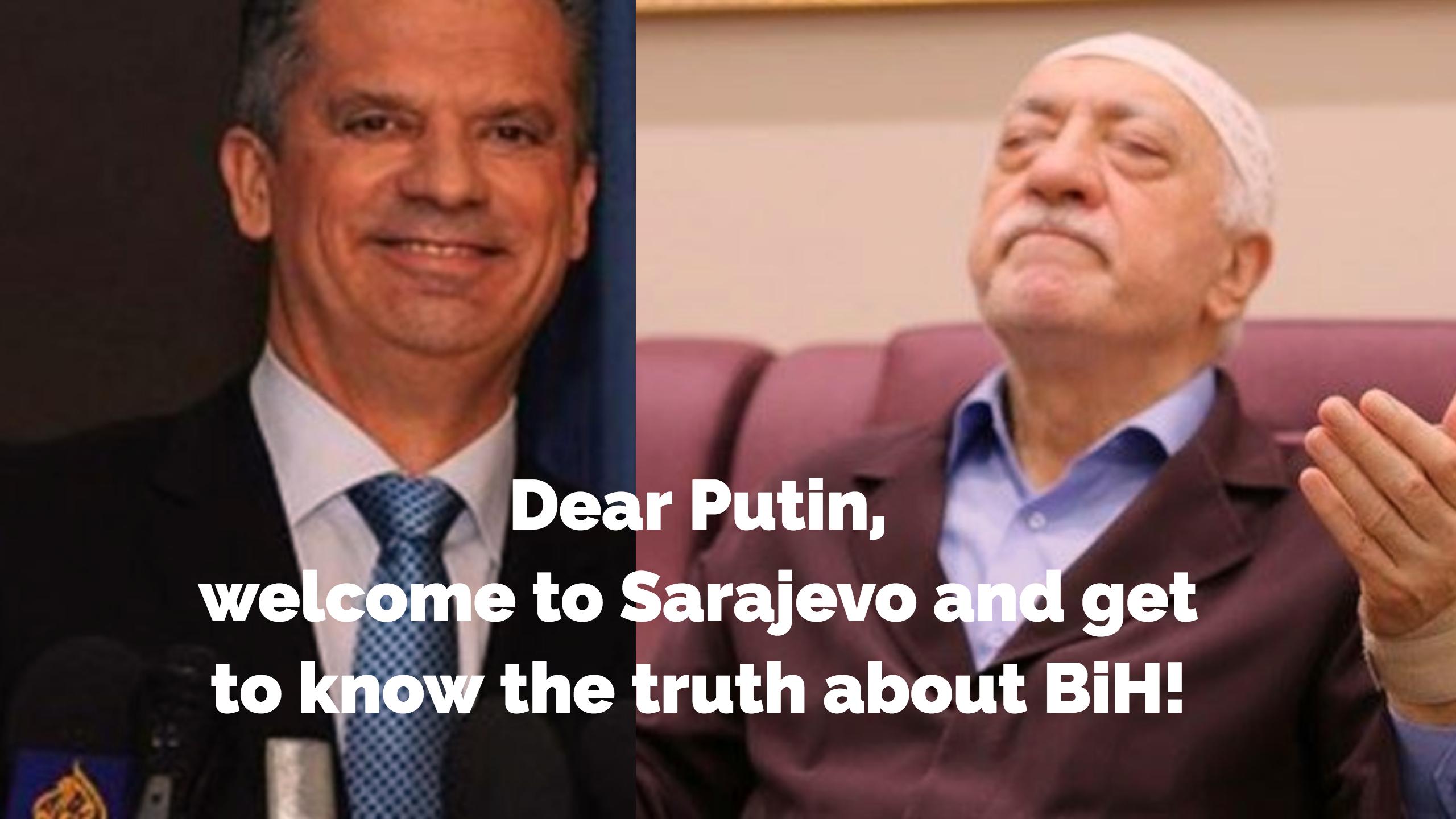 SBB-ovske manipulacije: FETO vs. Predsjednik Turske