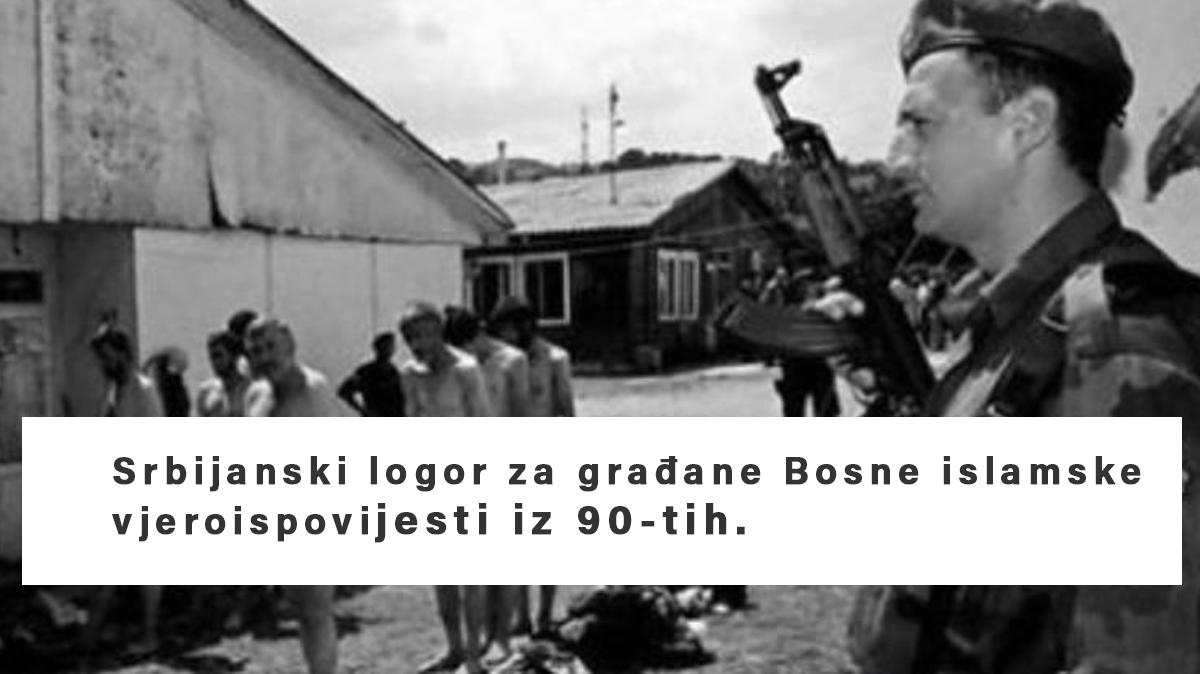Srbijanski logori u vrijeme agresije na BiH: Krvava ŠLJIVOVICA