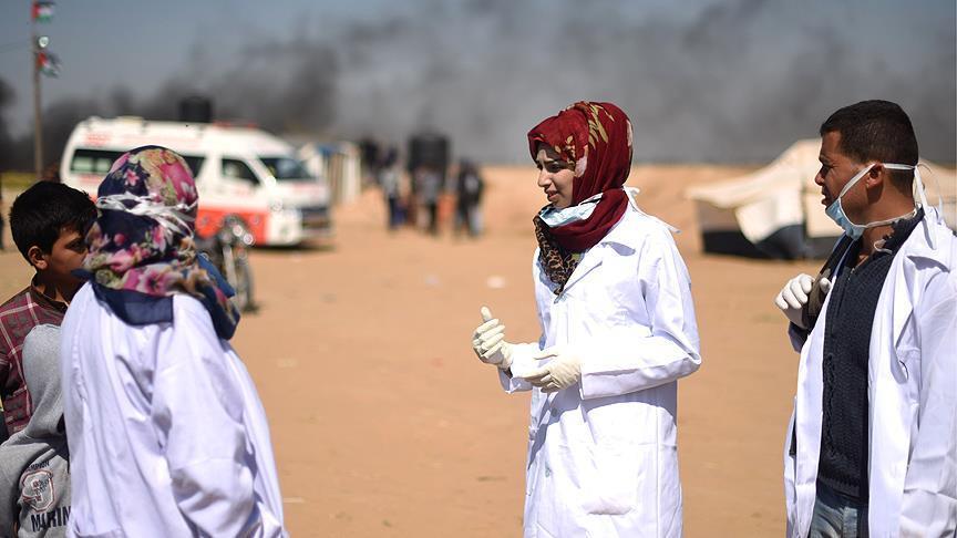 """Izrael """"preventivno"""" protiv demonstracija: Ubijena medicinska sestra, do sada najmanje 119 ubijenih Palestinaca"""