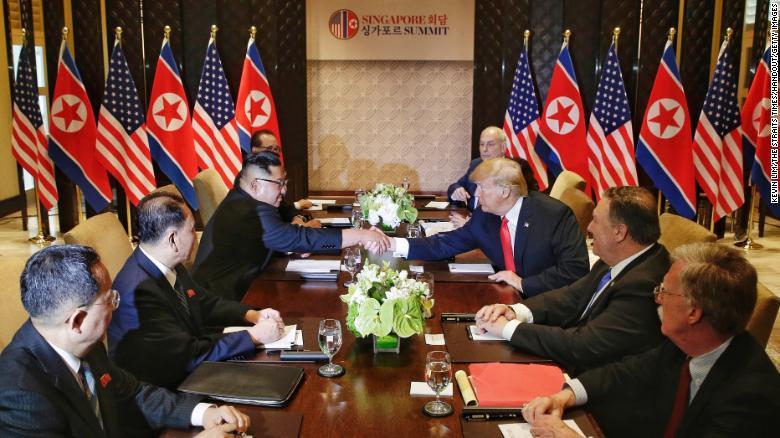 Istorijski samit: Kim i Trump uspostavili nove pretpostavke za svjetski mir i prosperitet