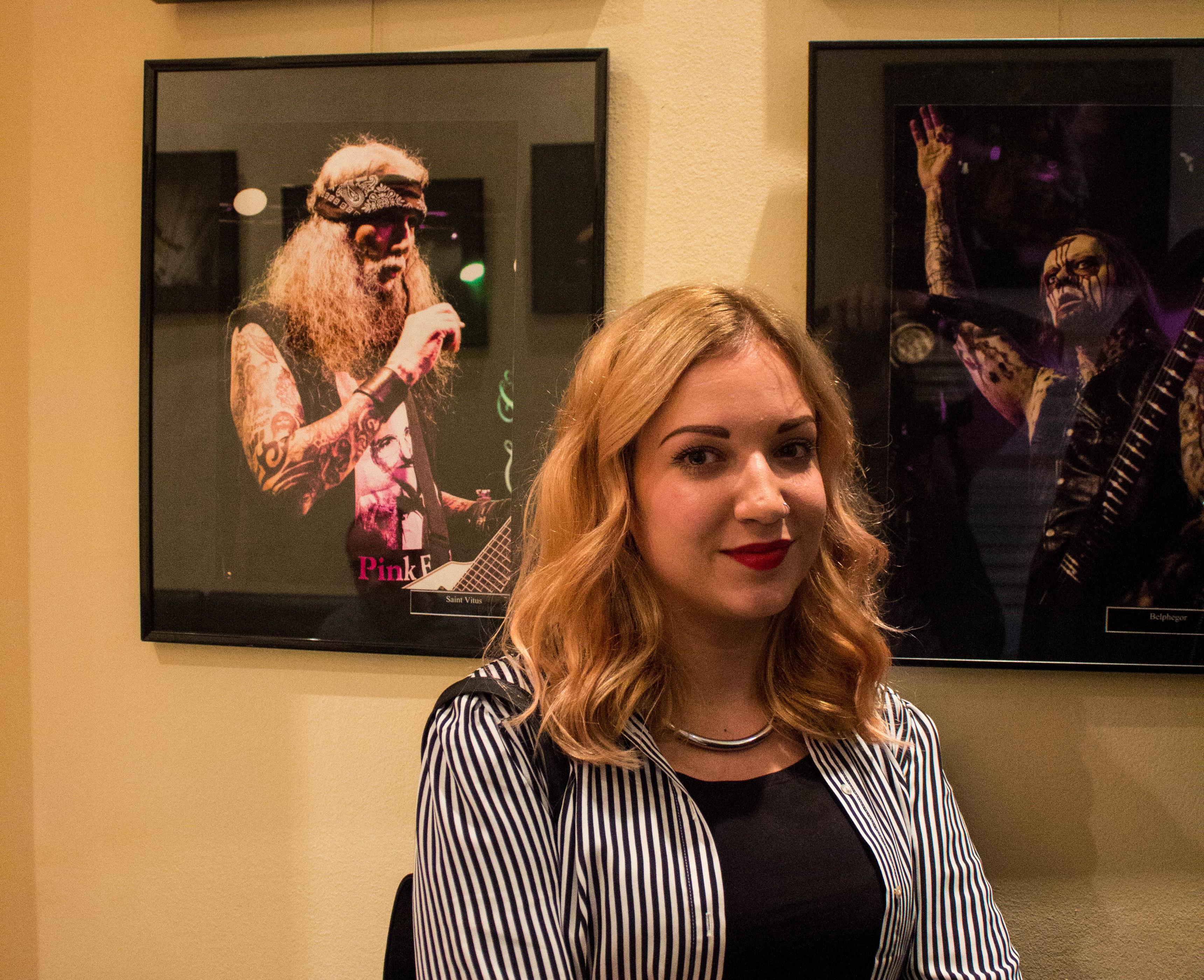 Featured ARTist: Leonora Bedić - Rock, novinarstvo i fotografija