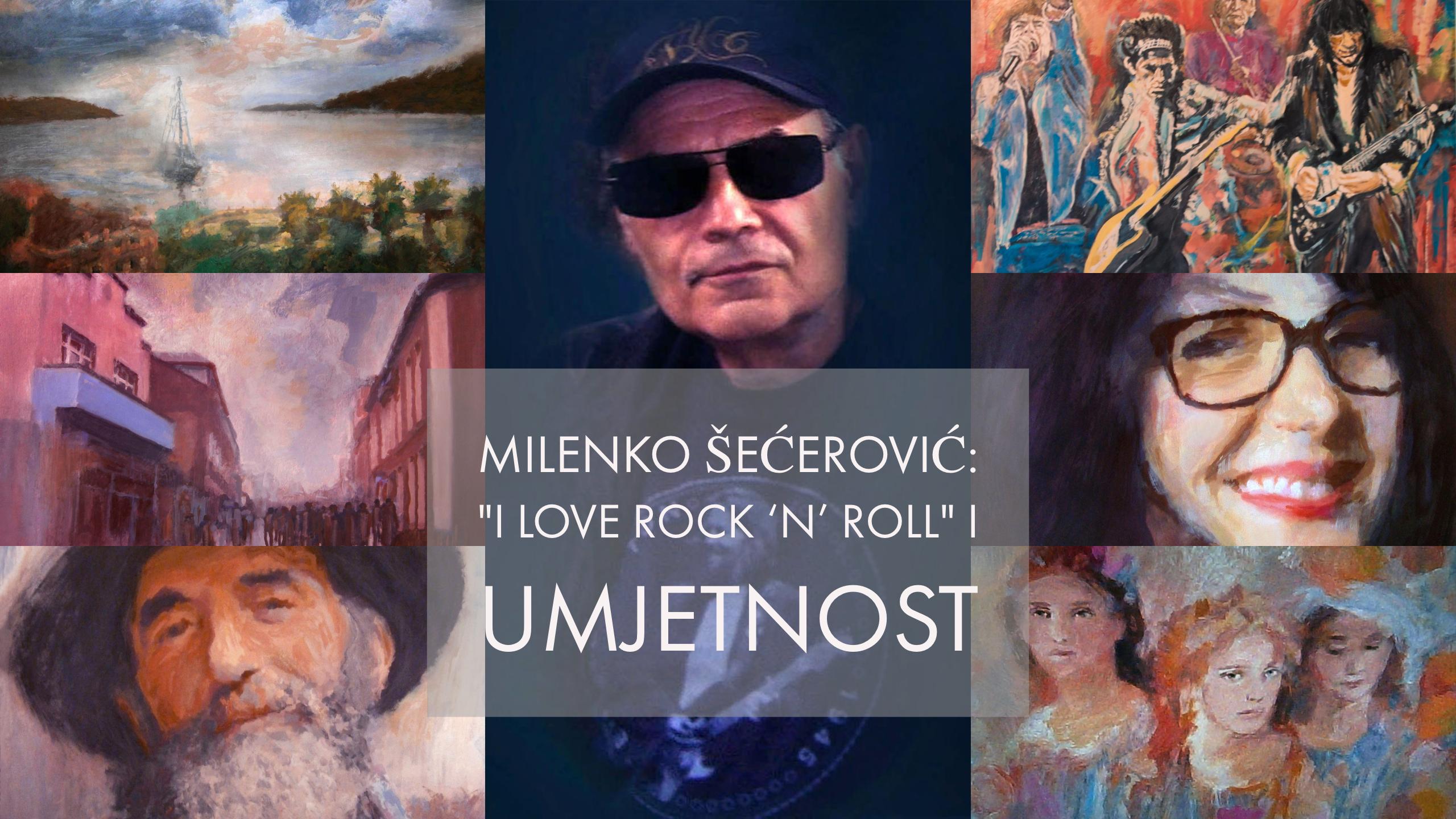 Featured ARTist: Milenko Šećerović - Pozitivna strana suštine