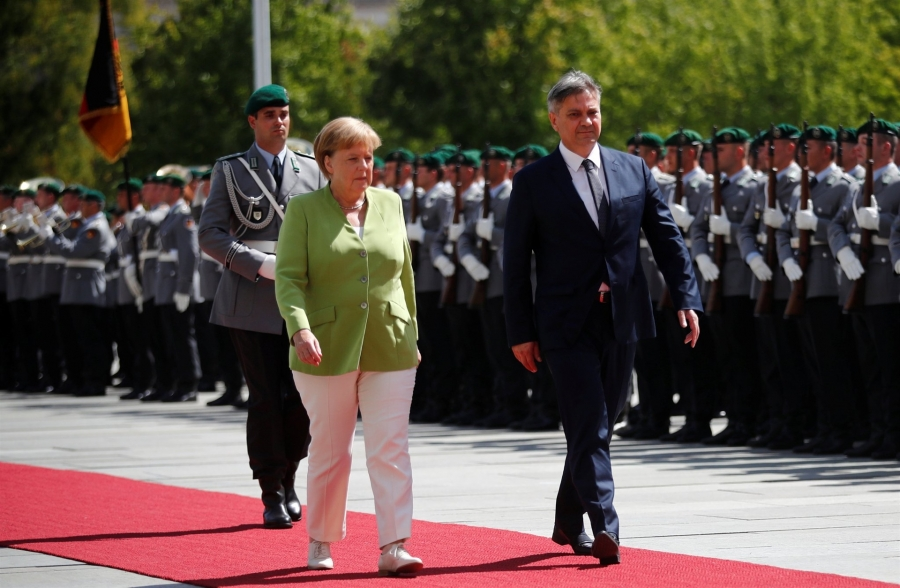 Susret na najvišem nivou: Kancelarka Angela Merkel potvrdila dalju podršku Bosni i Hercegovini