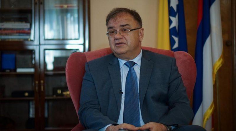 Član Predsjedništva BiH Ivanić: Obraćanje Dodika kao oproštajna konferencija za novinare