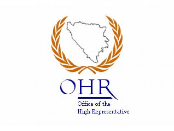 OHR: Pojašnjenje u vezi sa dezinformacijama koje su objavili ATV i RTRS