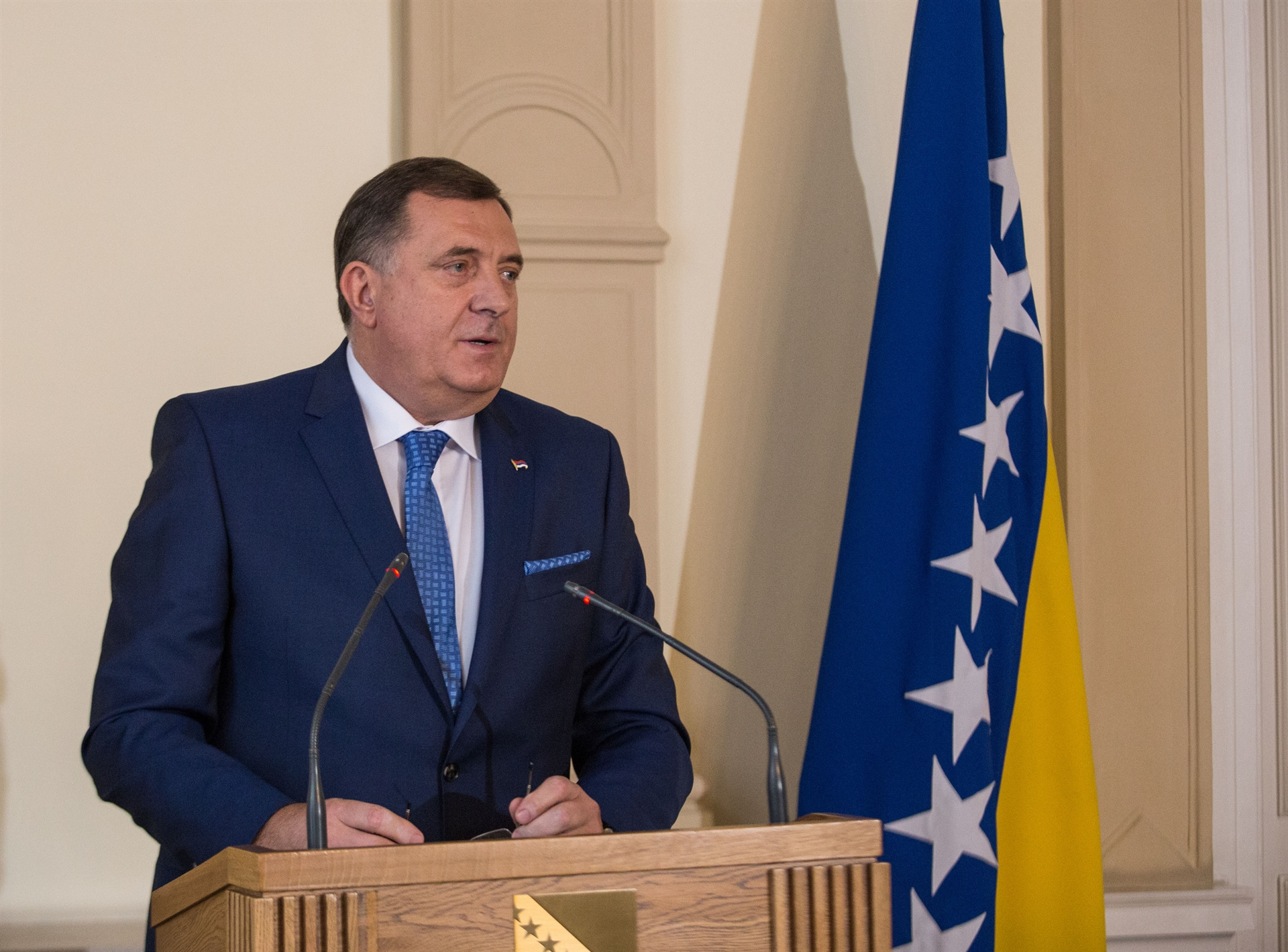 Demokratska sila: Zašto Milorad Dodik mora da ode iz Predsjedništva BiH