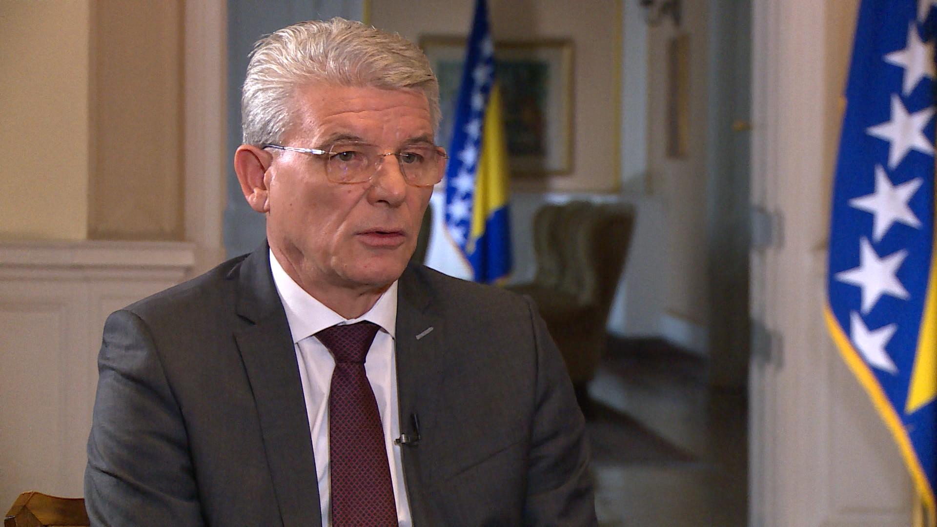 Državnički i na nivou: Predsjedavajući  Predsjedništva Šefik Džaferović o Ministru (Ne)Sigurnosti