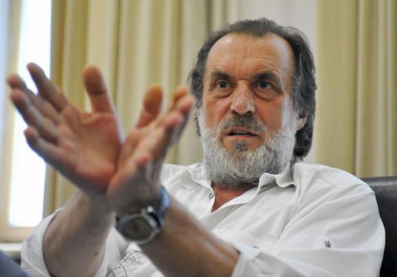 Draškovićev pokušaj realnosti u mitskom okruženju: Razgraničenje je završeno 1999. godine