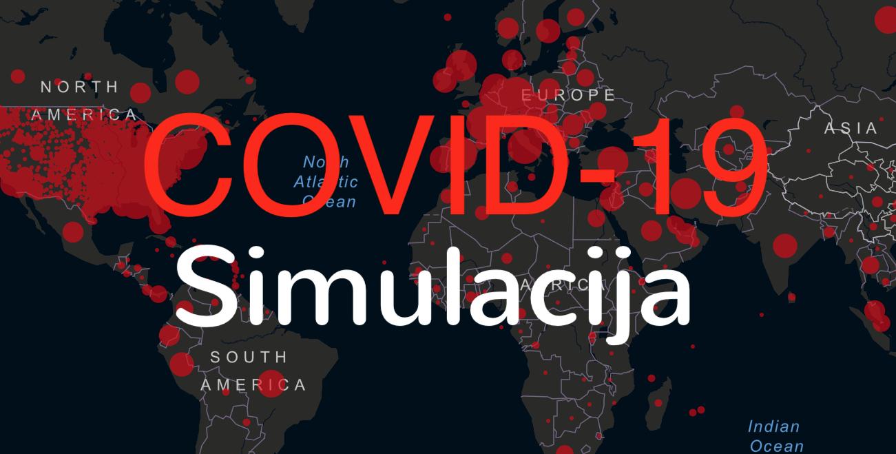 Model i simulacija: COVID-19 na globalnom nivou