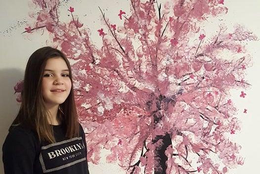 Featured ARTist: Mia Anić – od 4. godine u svijetu umjetnosti
