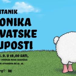 Najava izložbe: Retrospektiva poznatog hrvatskog karikaturista Nika Titanika