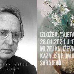 """Najava izložbe: """"Vjetar Života""""- Miroslav Bilać (1931 - 2003)"""