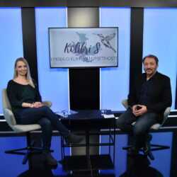 Featured ARTist: Marko Torjanac u emisiji KolibriS