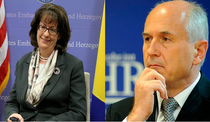 Reakcije OHR-a i Ambasade SAD povodom izjava Predsjedavajućeg Predsjedništva BiH