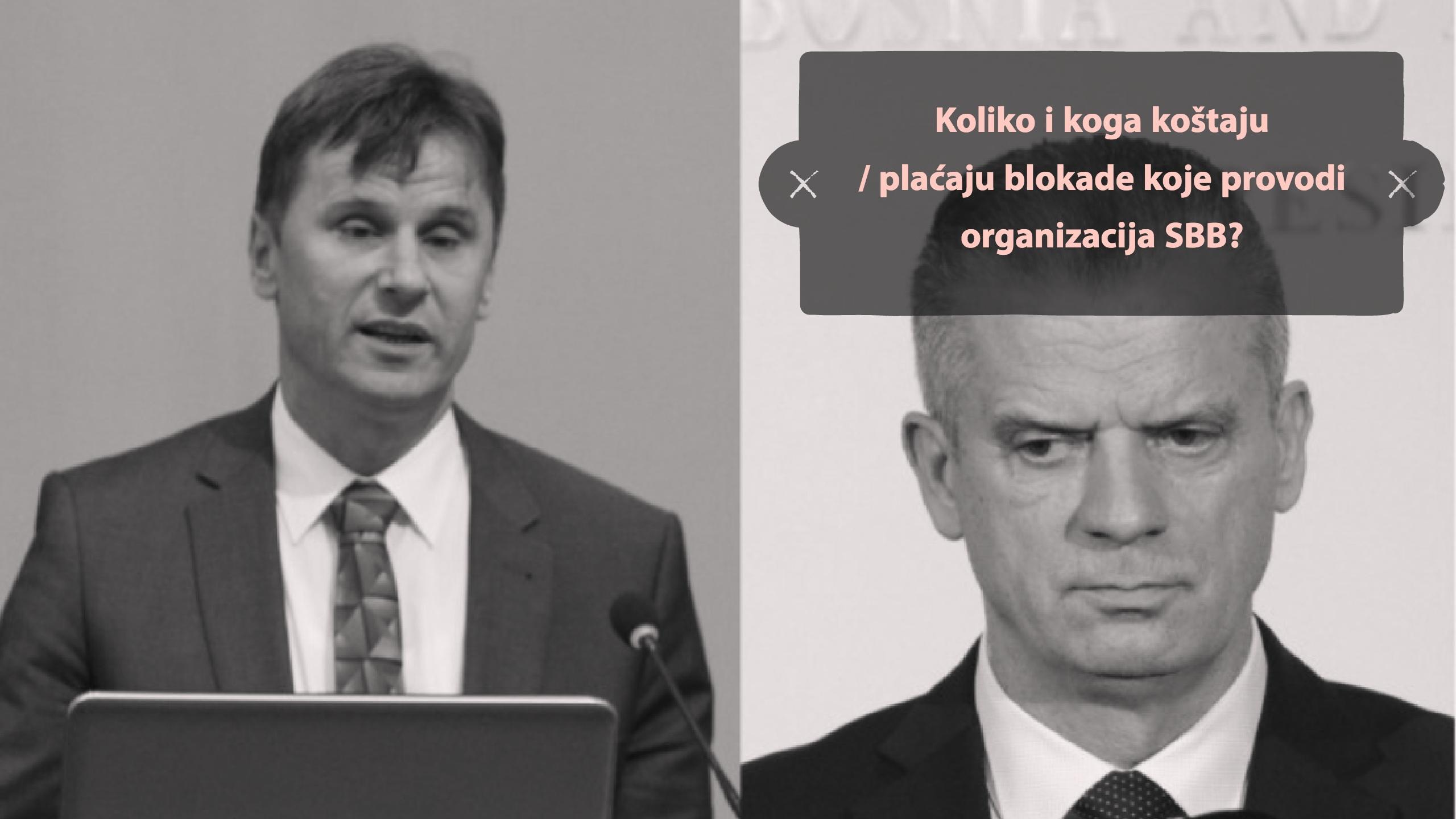 """Novalić prekinuo sjednicu: Ministri iz SBB-a i HDZ-a traže """"novi konkurs za Poreznu upravu"""""""