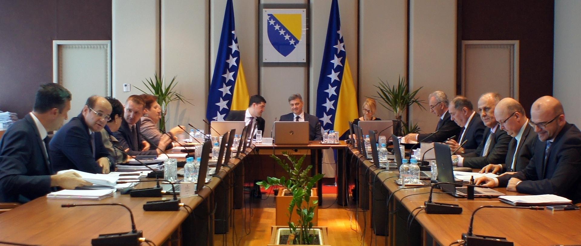 """Vijeća ministara Bosne i Hercegovine: Povučen """"kontroverzni"""" Nacrt zakona o krivičnom postupku"""