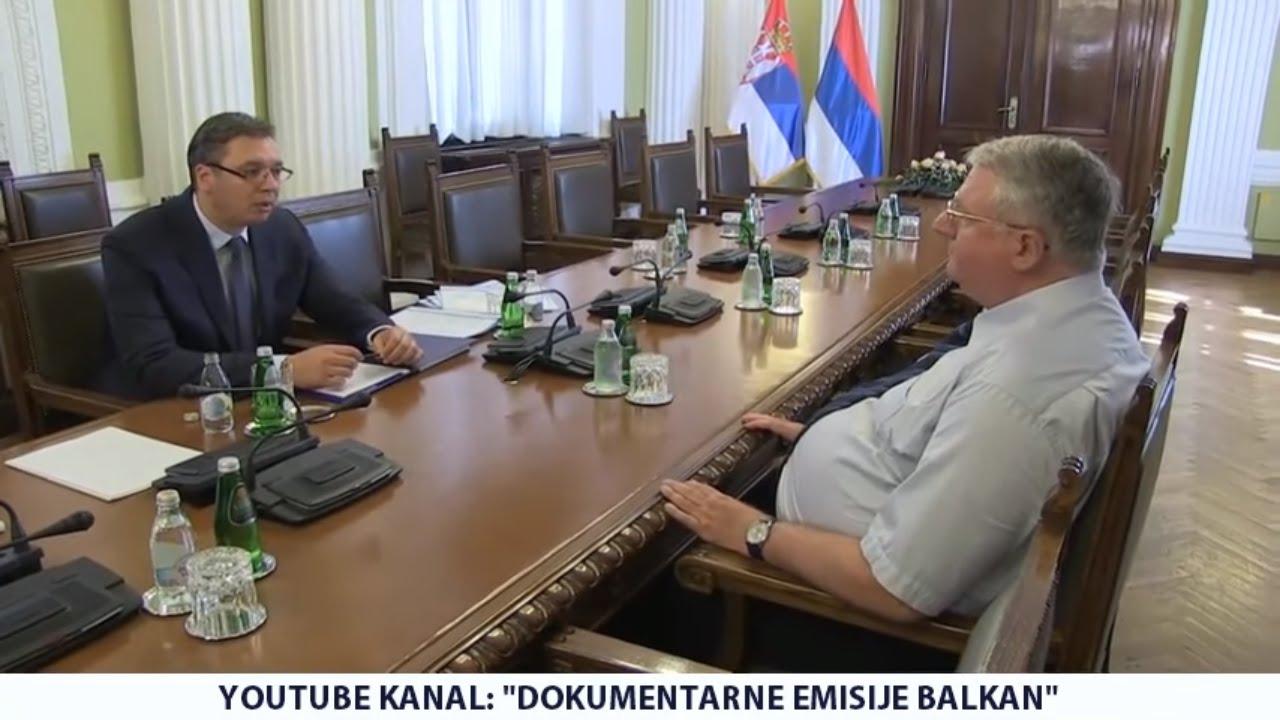 Terorisanje Zapadnog Balkana: Vučićev mentor nastavlja izazivanje sukoba