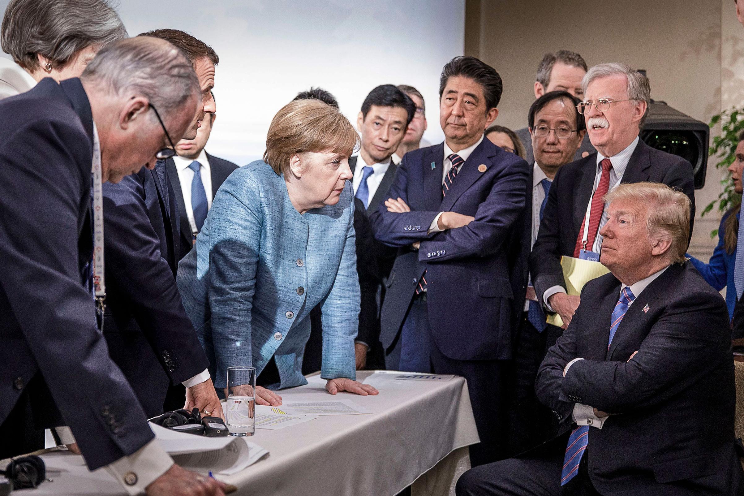 Angela Merkel: Trumpove poruke su deprimirajuće