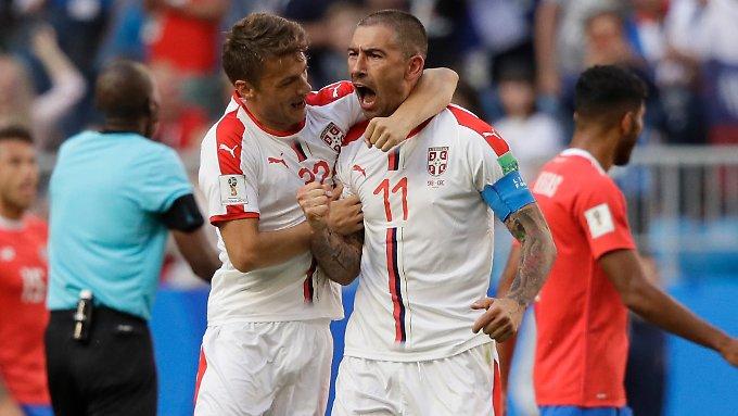 Mundijal 2018: Srbija pobijedila, Njemačka izgubila, Brazil neriješeno protiv Švajcarske