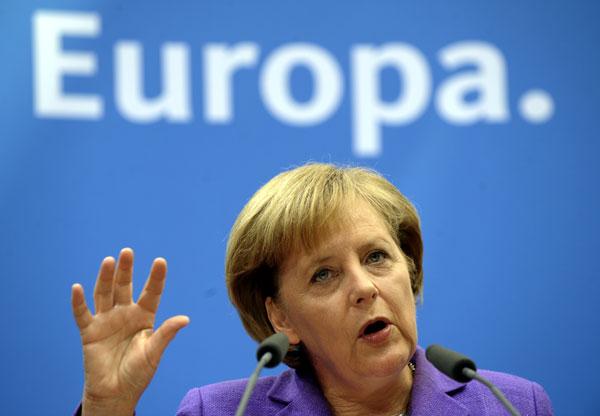 Angela Merkel: Mijenja se svjetski poredak, Evropa mora uzeti sudbinu u svoje ruke