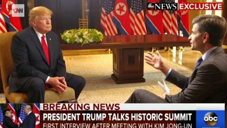 Trump nakon sastanka s Kimom:  Lažne vijesti najveći neprijatelj Amerike