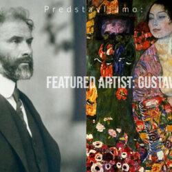 Featured ARTist: Gustav Klimt - tvorac nekih od najskupljih umjetničkih djela