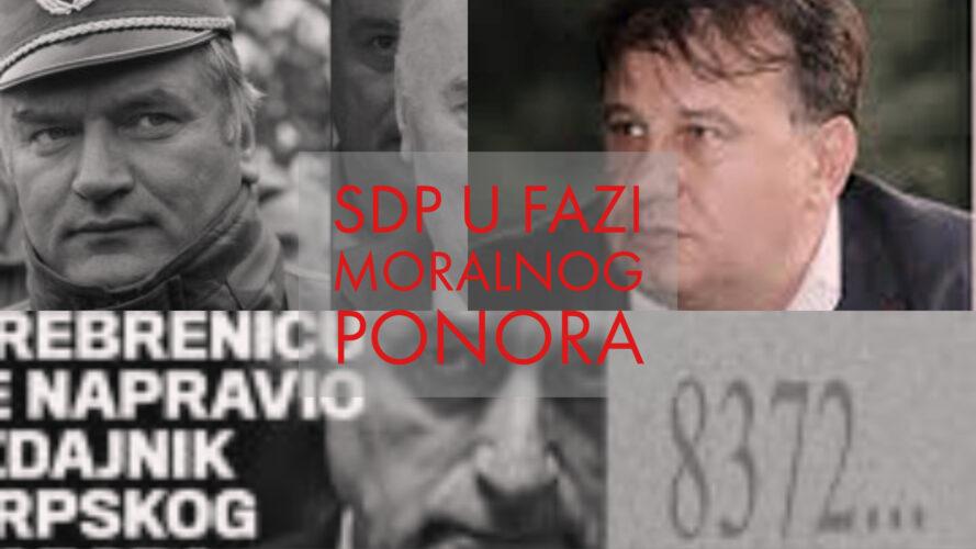 Nermin Nikšić - zločin u Srebrenici i (ne)odgovornost