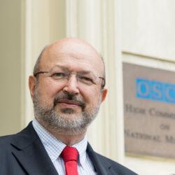 Lamberto Zannier novoimenovani direktor za Euro-mediteransku diplomaciju i interkulturna pitanja IFIMES-a