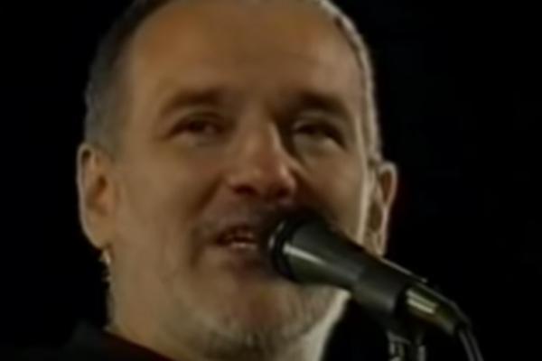 Preminuo Đorđe Balašević: Legendarni kantautor preminuo je u petak u 67. godini.