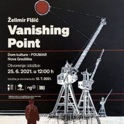 "Najava izložbe: ""Vanishing Point"" - Želimir Fišić"